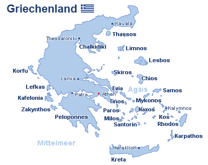 Rhodos Karte Flughafen.Urlaub Griechenland Günstig Buchen Ab In Den Urlaub At