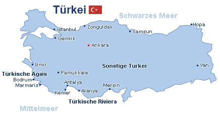 Türkische Riviera Karte.Urlaub Türkei Günstig Buchen Ab In Den Urlaub At